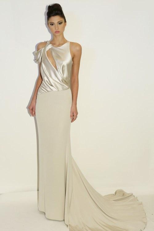 Свадебные платья 2014 - фото 86