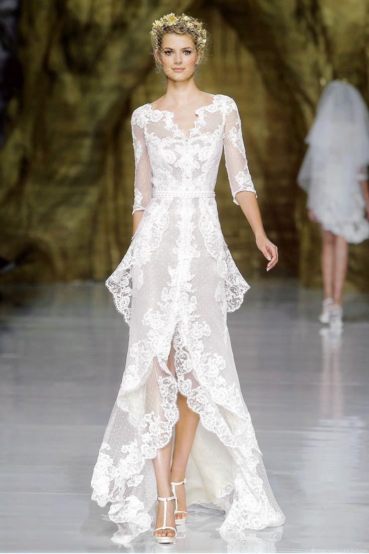 Свадебные платья 2014 - фото 89