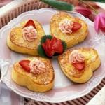 Украшение блюд на день святого Валентина - 13