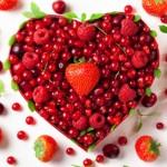 Украшение блюд на день святого Валентина - 17