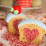 Украшение блюд на день святого Валентина - 18