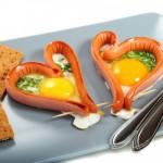 Украшение блюд на день святого Валентина - 25