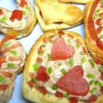 Украшение блюд на день святого Валентина - 28