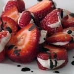 Украшение блюд на день святого Валентина - 5