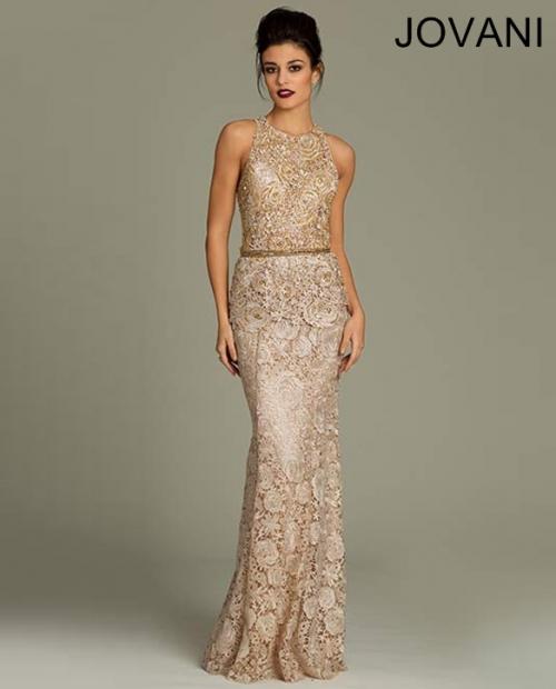 Вечерние платья 2014 - 26