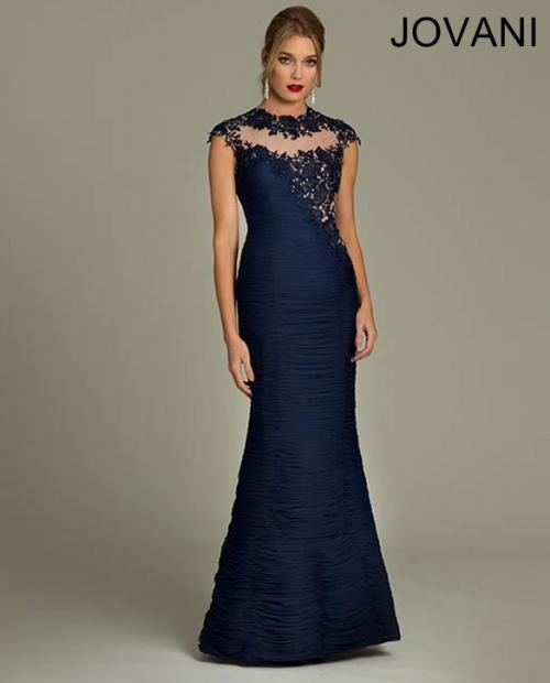 Вечерние платья 2014 - 27