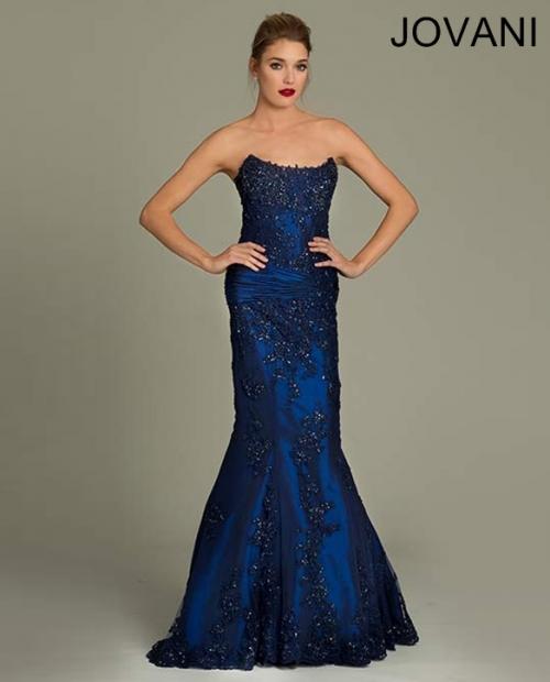Вечерние платья 2014 - 28