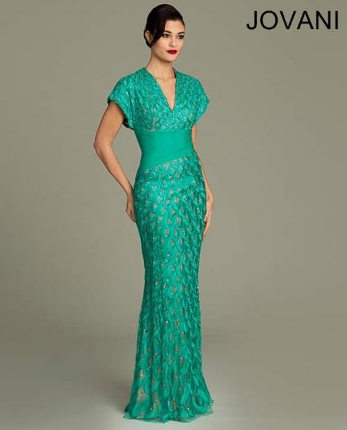 Вечерние платья 2014 - 30