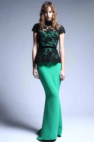 Вечерние платья 2014 - 35