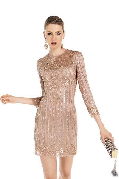Вечерние платья 2014 - 42