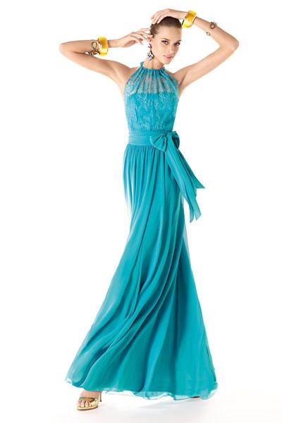 Вечерние платья 2014 - 44
