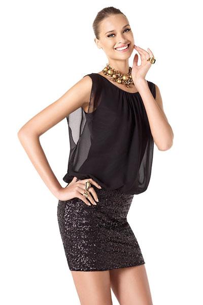 Вечерние платья 2014 - 45