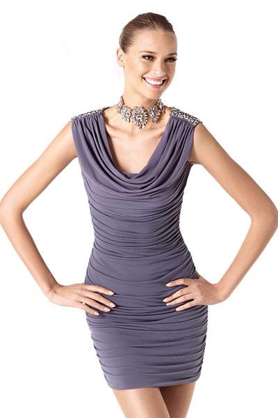 Вечерние платья 2014 - 46