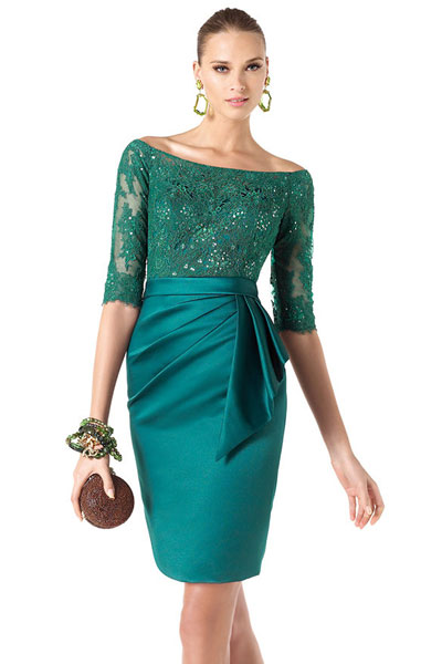 Вечерние платья 2014 - 47