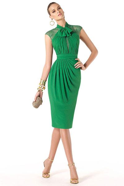 Вечерние платья 2014 - 48