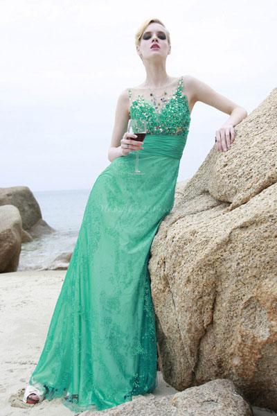 Вечерние платья 2014 - 49