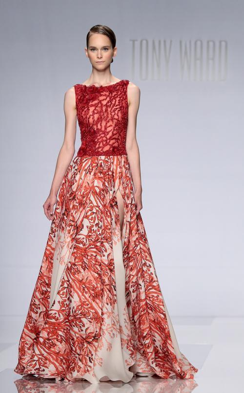 Вечерние платья 2014 - 50