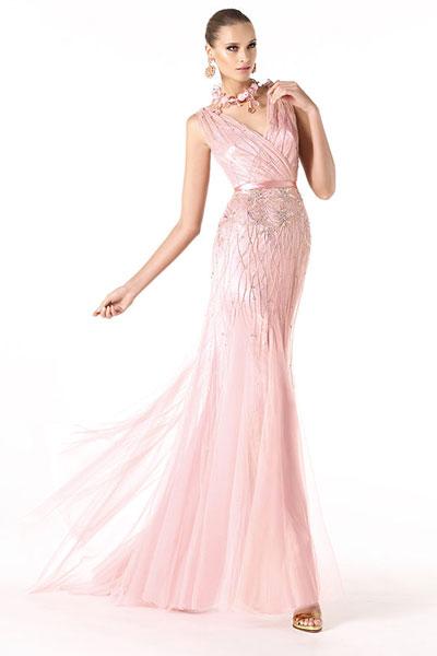 Вечерние платья 2014 - 52