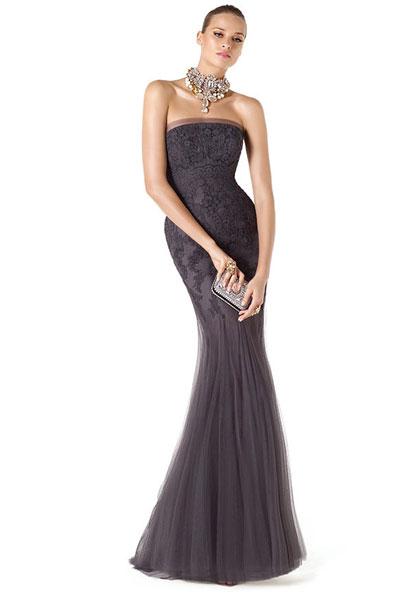 Вечерние платья 2014 - 54