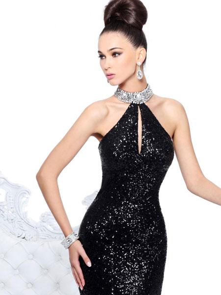 Выпускные платья 2014 - 11
