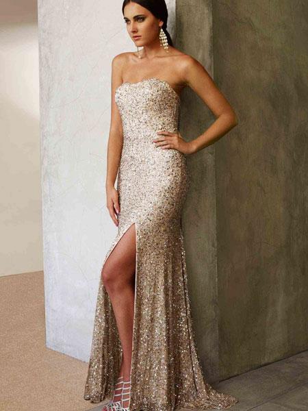 Выпускные платья 2014 - 12