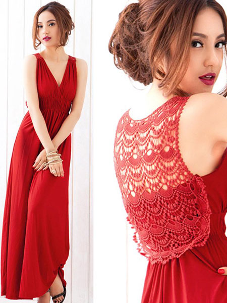 Выпускные платья 2014 - 13