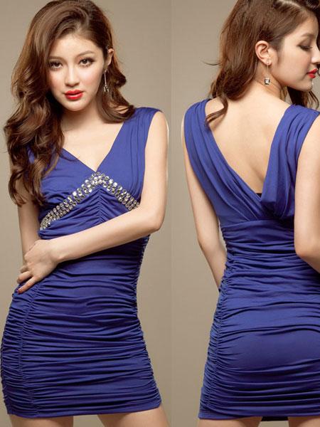 Выпускные платья 2014 - 17