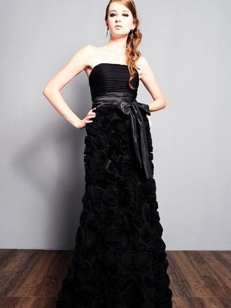 Выпускные платья 2014 - 21