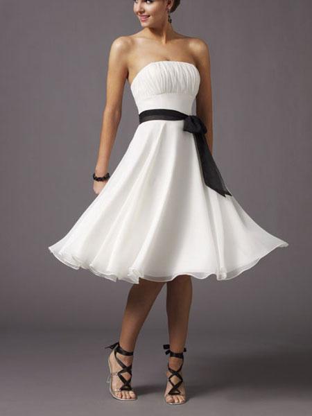 Выпускные платья 2014 - 25