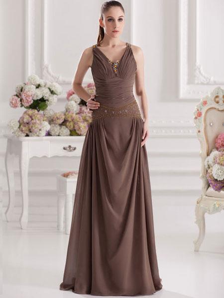 Выпускные платья 2014 - 28