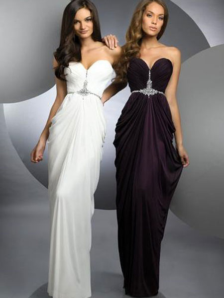 Выпускные платья 2014 - 3
