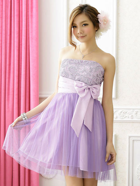 Выпускные платья 2014 - 30