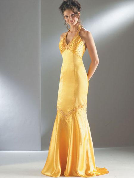 Выпускные платья 2014 - 4