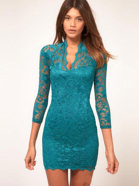 Выпускные платья 2014 - 6