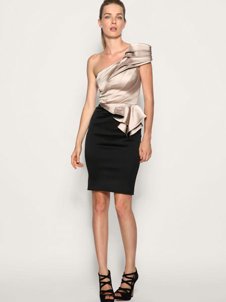Выпускные платья 2014 - 7