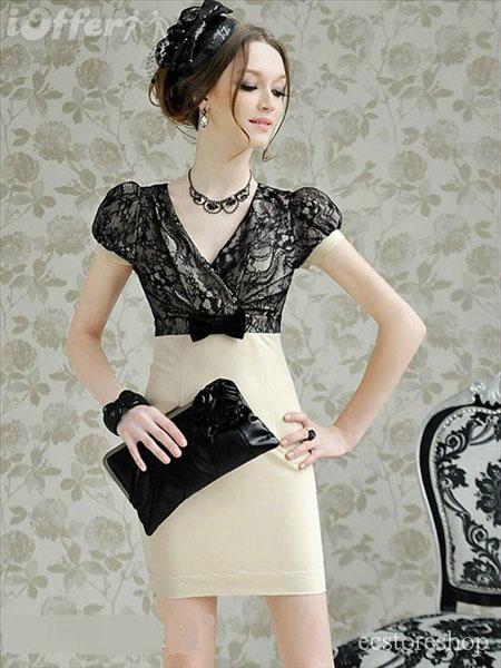 Выпускные платья 2014 - 8