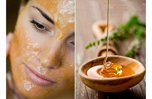 Маски из меда для кожи