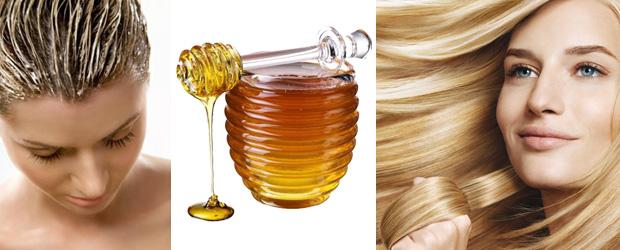 Маски из меда для волос