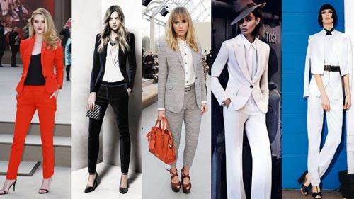 Модные тенденции осень-зима 2014-2015 - фото 4