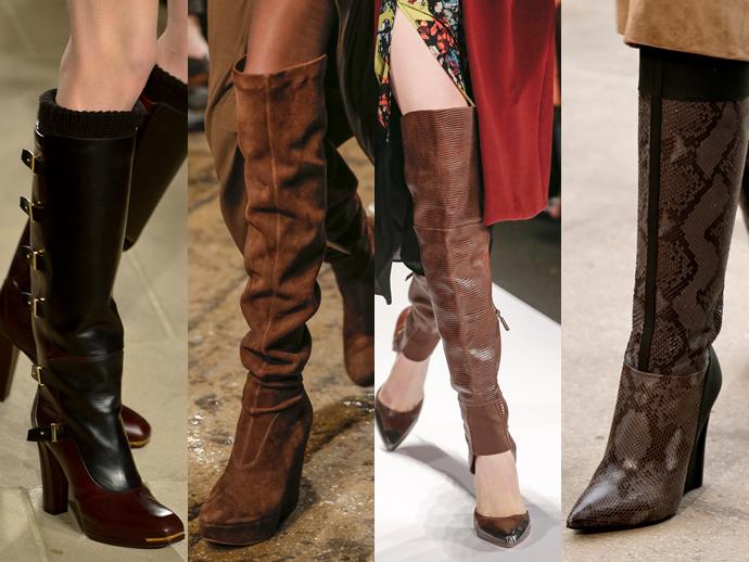 Модная обувь осень-зима 2014-2015 - фото 2