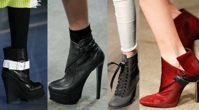 Модная обувь осень-зима 2014-2015 - фото 3