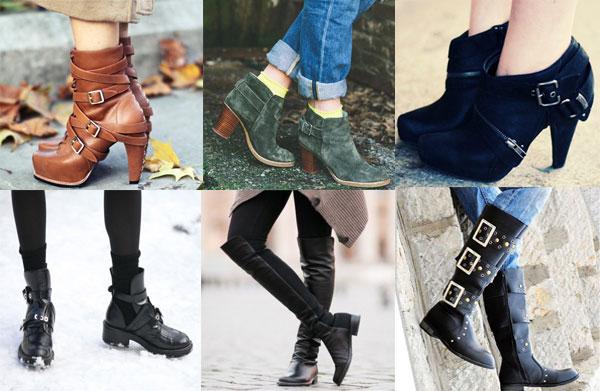 Модная обувь осень-зима 2014-2015 - фото 4
