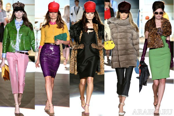 Модная верхняя одежда осень-зима 2014-2015