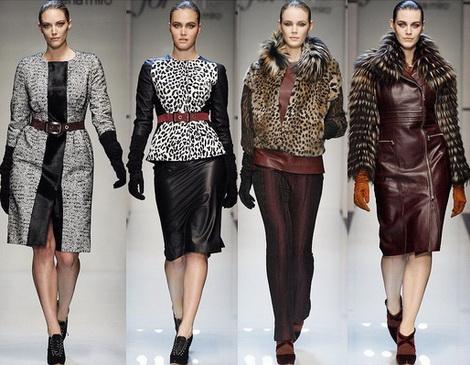 Модная верхняя одежда осень-зима 2014-2015 - фото 4