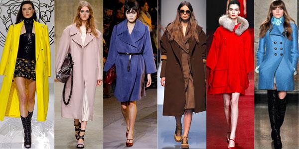 Модная верхняя одежда осень-зима 2014-2015 - фото 5