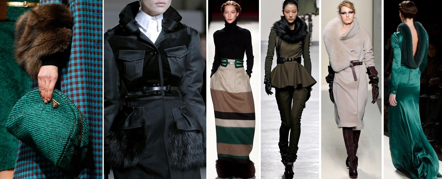 Модная верхняя одежда осень-зима 2014-2015 - фото 2