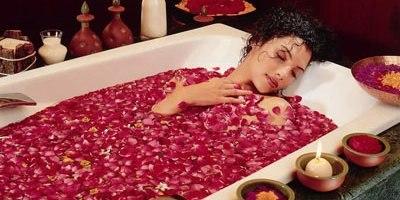 Ванны с ароматическими маслами
