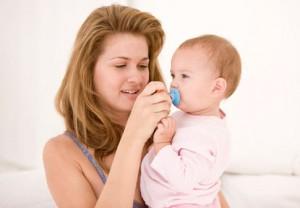 Отучить ребенка от соски