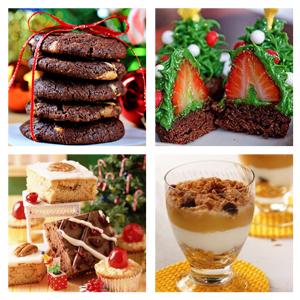 Десерты на Новый год 2015