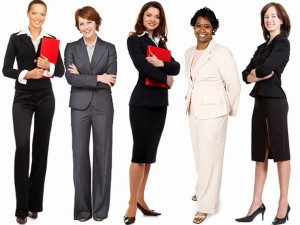 Дресс-код для деловой женщины.